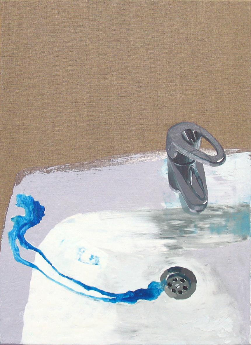 Blue - Mika Hytti