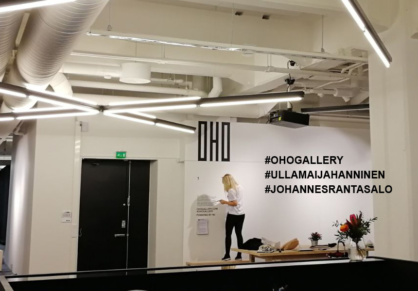 OHO Gallery opening hours