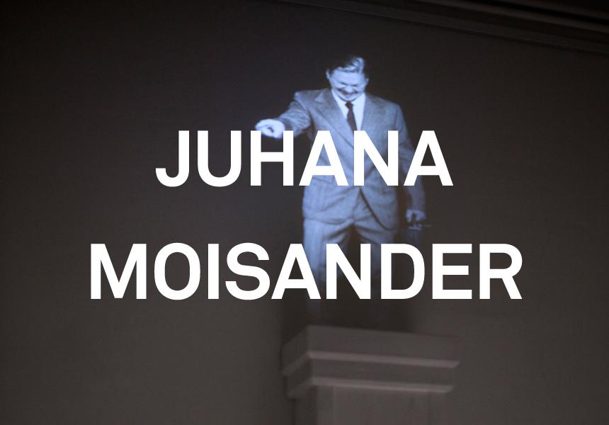 Juhana Moisander