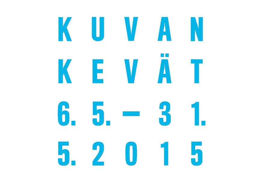 Kuvan kevät 6.5.-31.5.2015